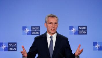 Stoltenberg advarer: Krigens natur kan endre seg