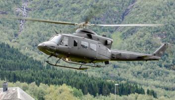 Ny forsvarsplan klar: Flere folk i 2021 og løfte om helikopterstøtte til Hæren på Bardufoss
