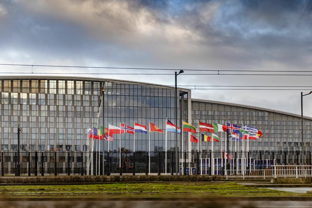 Nato-hovedkvarteret i Brussel. Foto: Krister Sørbø/ Forsvarets forum
