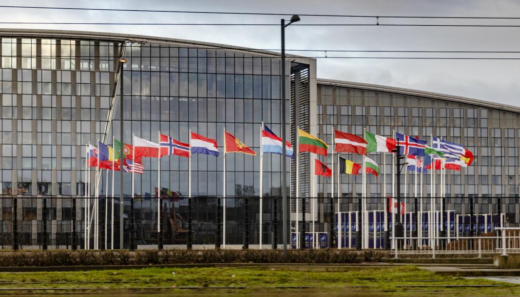 Sivil beredskap blir tatt på alvor av Nato og av Norge, skriver Cecilie Daae. Her ser vi Nato-hovedkvarteret i Brussel.