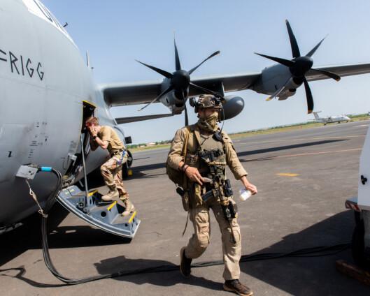 Norske styrker fraktet eks-opprørere i kontroversielt FN-program