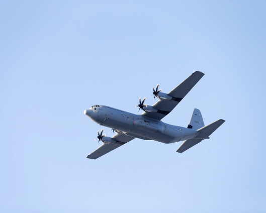 Forsvaret sender Hercules-fly i retning Kabul