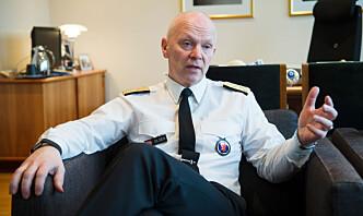 Pensjonert viseadmiral blir ny administrerende direktør for Andøya Space