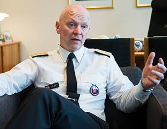 Tidligere forsvarstopp blir ny administrerende direktør for Andøya Space