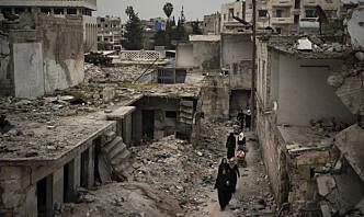 Syria melder om israelsk rakettangrep