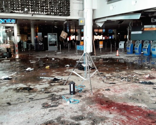 Terrorangrepet i Brussel