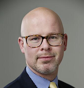 Audun Halvorsen er tidligere politisk rådgiver i Forsvarsdepartementet. Nå er han statssekretær i Utenriksdepartementet.