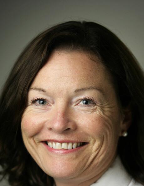 Elisabeth Natvig, viseadmiral, sjef for Forsvarsstaben