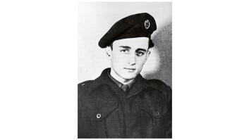 Kåre Willoch var knapt 20 år da han ble beordret til å reise til Tyskland og Tysklandsbrigaden.