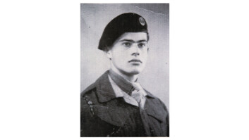 Olav Breidlid var sersjant og en del av oppklaringseskadronen i Tysklandsbrigaden.