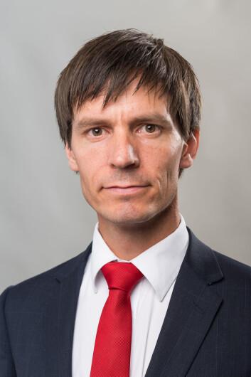 Jostein Røraas, kommunikasjonssjef i&nbsp;<SPAN style=&#34;COLOR: &#34;></SPAN> <SPAN style=&#34;COLOR: &#34;>Hæren</SPAN>
