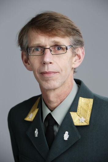 Brigader Arild Dregelid har ledet LOS-programmet.