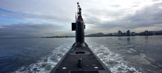 Vil vurdere ny fartøysklasse for kystvakt og støttefartøyer