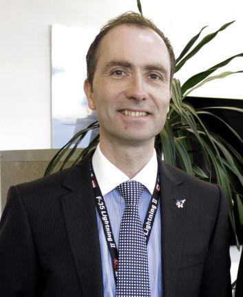 Anders Melheim,  ekspedisjonssjef