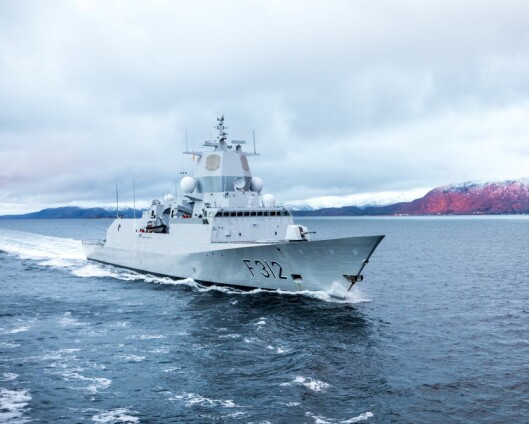 To av fire fregatter er operative
