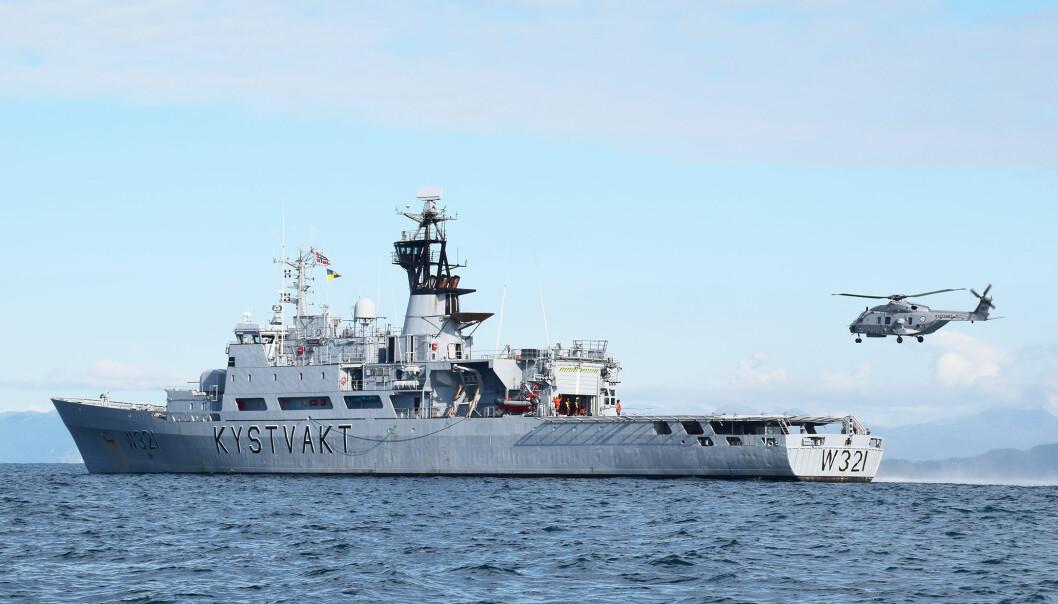 Ansatte i Sjøforsvaret har havner i et rettsløst rom, skriver arbeidsplasstillitsvalgt Espen Skare.