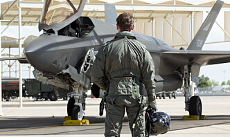 Ser etter alternativer til F-35