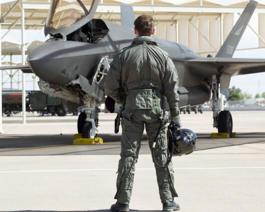 Ser etter alternativer til F-35