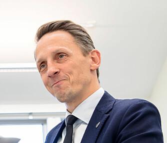 Innleggforfatter er Tom Myrvold, ordfører i Ørland kommune.