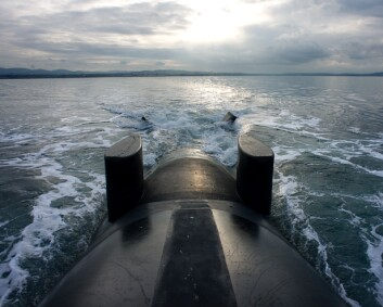 Bakke-Jensen: Norge har inngått ubåtkontrakt til 45 milliarder kroner