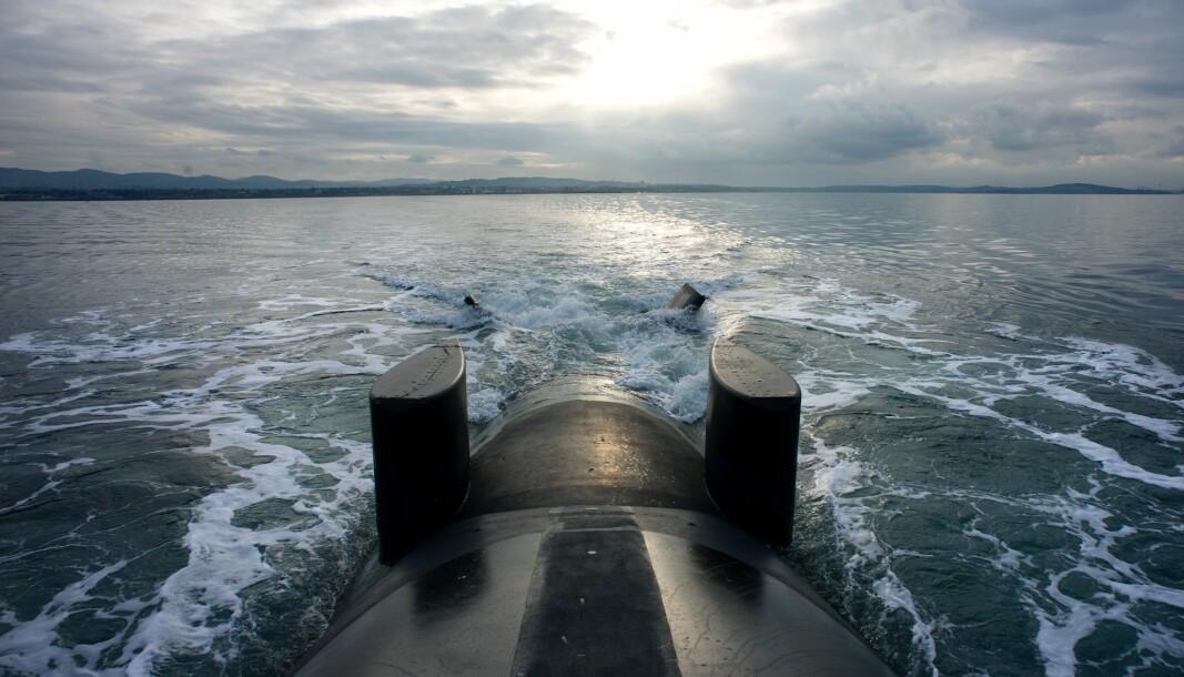 KONTRAKT: Det tyske verftet ThyssenKrupp Marine System har inngått kontrakt med Norge. De skal bygge fire nye ubåter.
