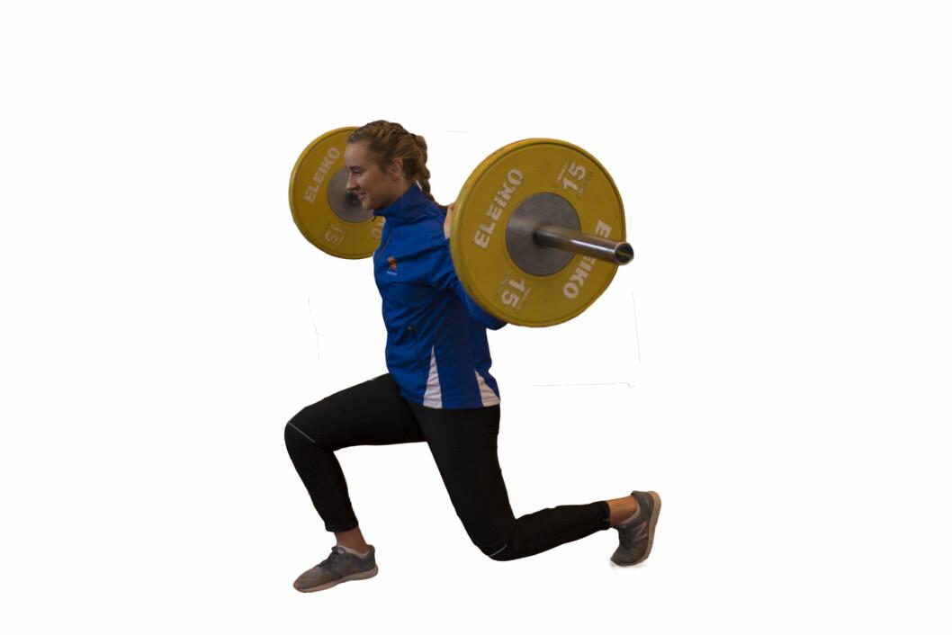 Idrettssoldat Frida Nelson gir sine beste «Leg Day»-tips. I denne treningsbloggen utforsker soldat og Soldatnytt-journalist Amanda Carlson noe som for henne er nytt territorium: styrketrening.