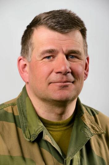 Ole Kristian Karlsen, stabssjef i Brigade&nbsp;<SPAN style=&#34;COLOR: &#34;>Nord</SPAN>
