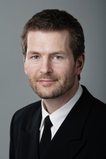 Preben Ditlef Gundersen, underdirektør