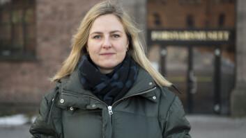 Seniorrådgiver i Forsvarsdepartementet, Elisabeth Krüger Østbøll.