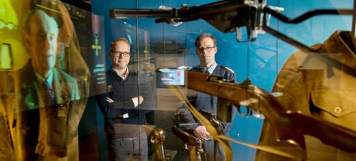 – Forsvarets museer må få nye eiere