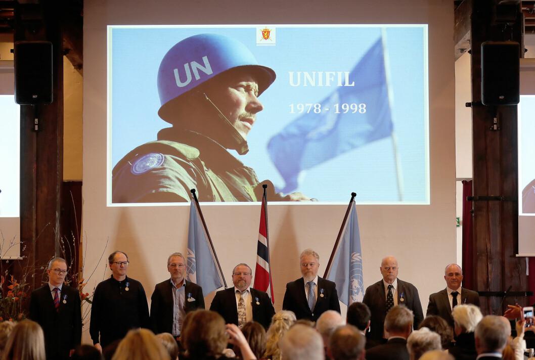 Se bilder fra en av norgeshistoriens største medaljeseremonier!
