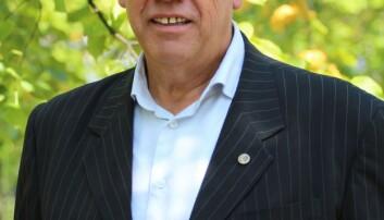 Thor Lysenstøen, generalsekretær i NVIO (Foto:NVIO).