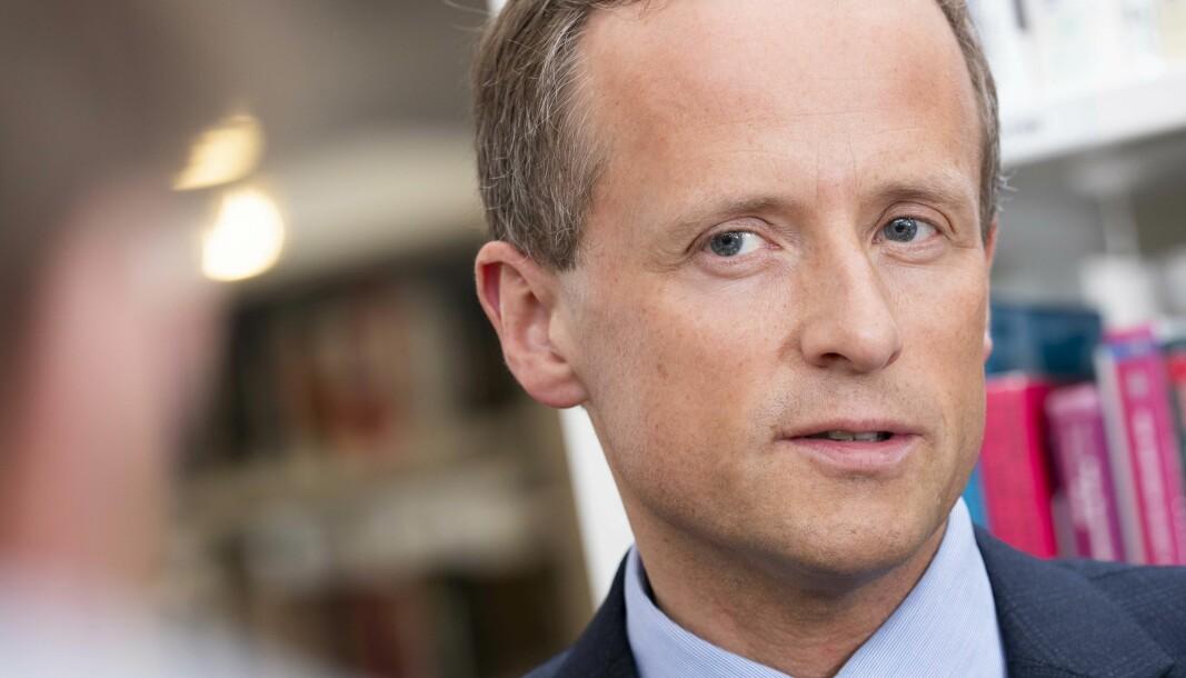 UENIGE: Debatten mellom Tormod Heier og undertegnede har vært det stikk motsatte av å grave seg ned, skriver Kjell Inge Bjerga (bildet).