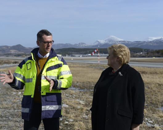 Forsvarsbygg brøt loven i naturreservat på Evenes