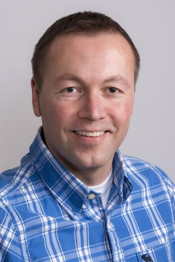 Anders Aandstad, førsteamanuensis ved Forsvarets høgskole (Foto:Forsvaret).