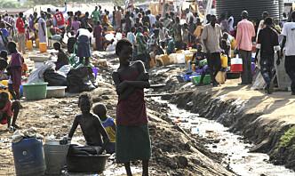 Over 70 drept i kamper i Sør-Sudan
