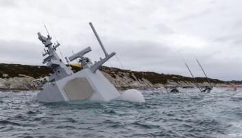 Etter Ingstad-ulykken er sikkerhetskultur høyt på agendaen i Sjøforsvaret. Men skipsshefer må fortsatt ta risiko.