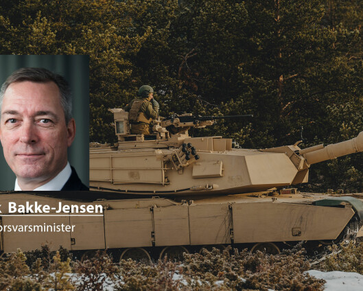 – Amerikanske styrker vil fortsatt øve i Norge