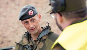 Ny forsvarssjef på trappene: Vil ha deler av forsvarsledelsen nordover