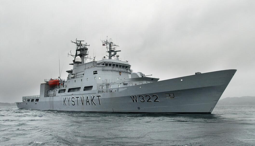 Ingen nye har testet positivt på smitte om bord KV Andenes.