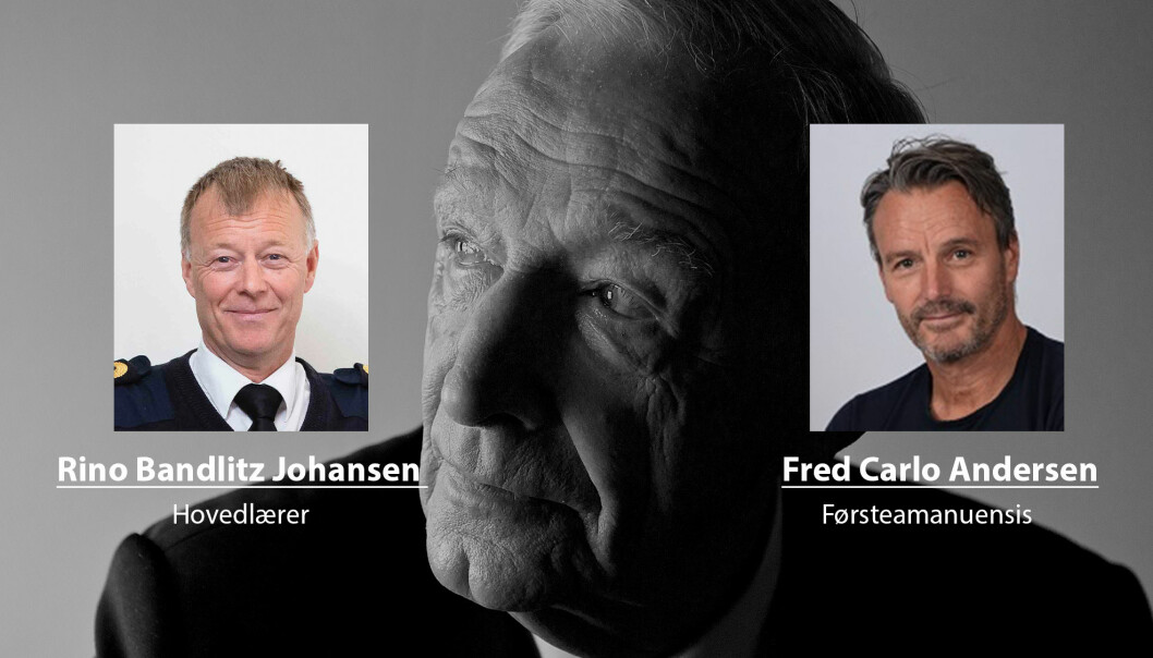 Oberst Arne Pran sto rakrygget i en skjebnetime for det norske Forsvaret, skriver Rino Bandlitz Johansen og Fred Carlo Andersen.