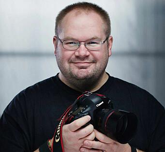 Fotograf Torbjørn Kjosvold