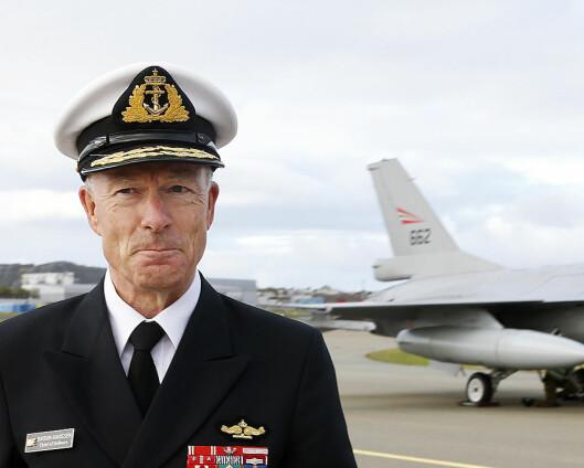Høringer, «vingeklipping», F-35 og gigantøvelse: Dette har satt preg på Bruun-Hanssens tid som forsvarssjef