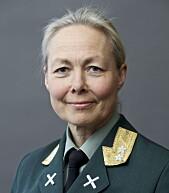 Ingrid Gjerde, generalmajor, sjef for Planavdelingen i Forsvarsstaben