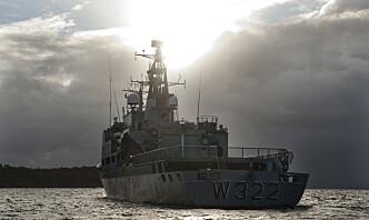 KV Andenes er tilbake i operativ drift