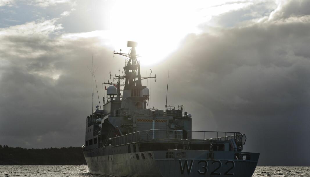 Kystvaktfartøyet KV Andenes er igjen i operativ drift, opplyser Sjøforsvaret.
