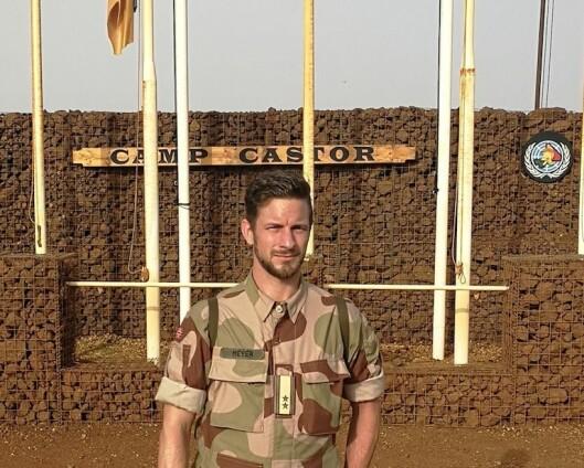 Norske sjefen i Mali: Kan måtte starte samtalene med lokale myndigheter på nytt
