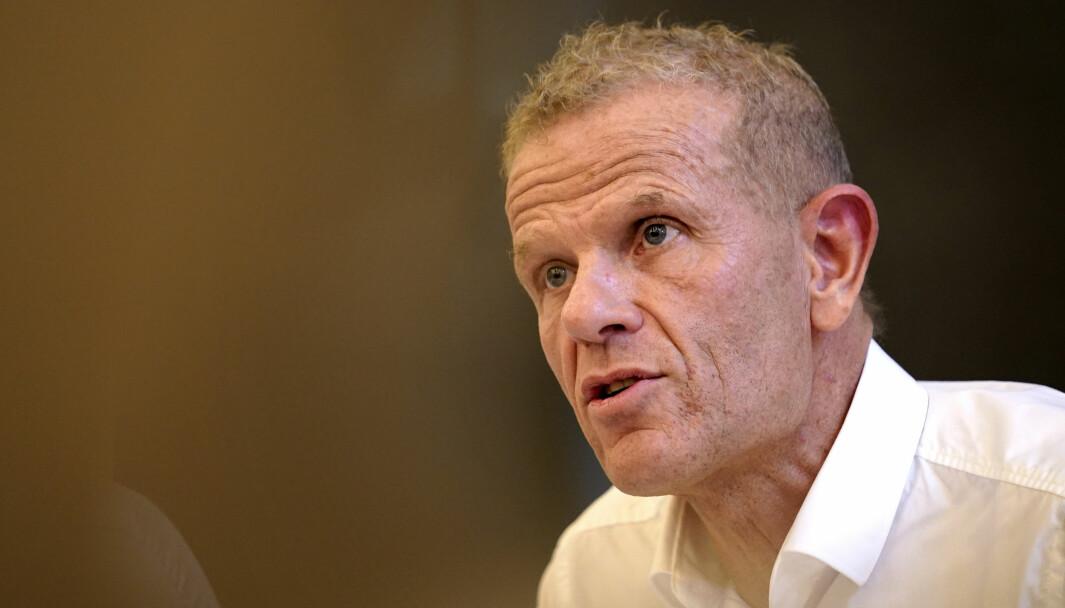Sjefen for Forsvarets Etterretningstjeneste Lars Findsen.