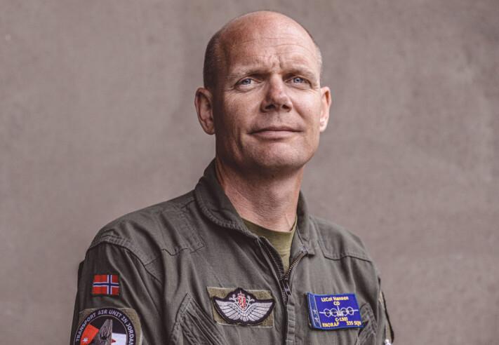 Knut Egil Hansen forklarer at alle har ansvar for å si nei hvis de ikke er i stand til å gjennomføre et oppdrag..