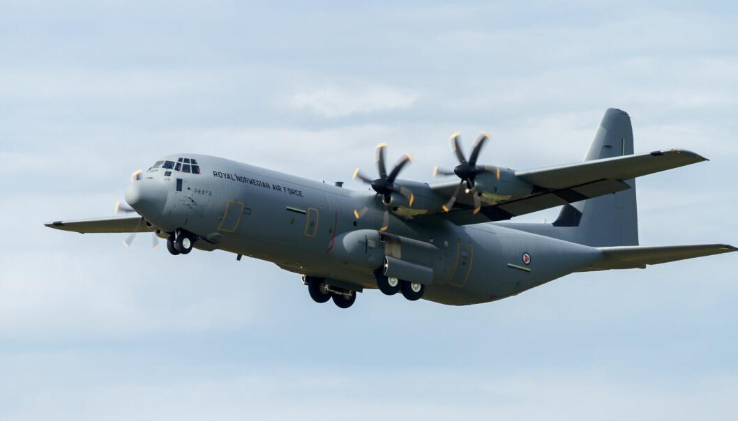 Luftforsvaret fikk for omtrent ti år siden nye Hercules-fly. En av forskjellene på den nye og den gamle typen, er at den nye ikke skal ha behov for egen navigatør.